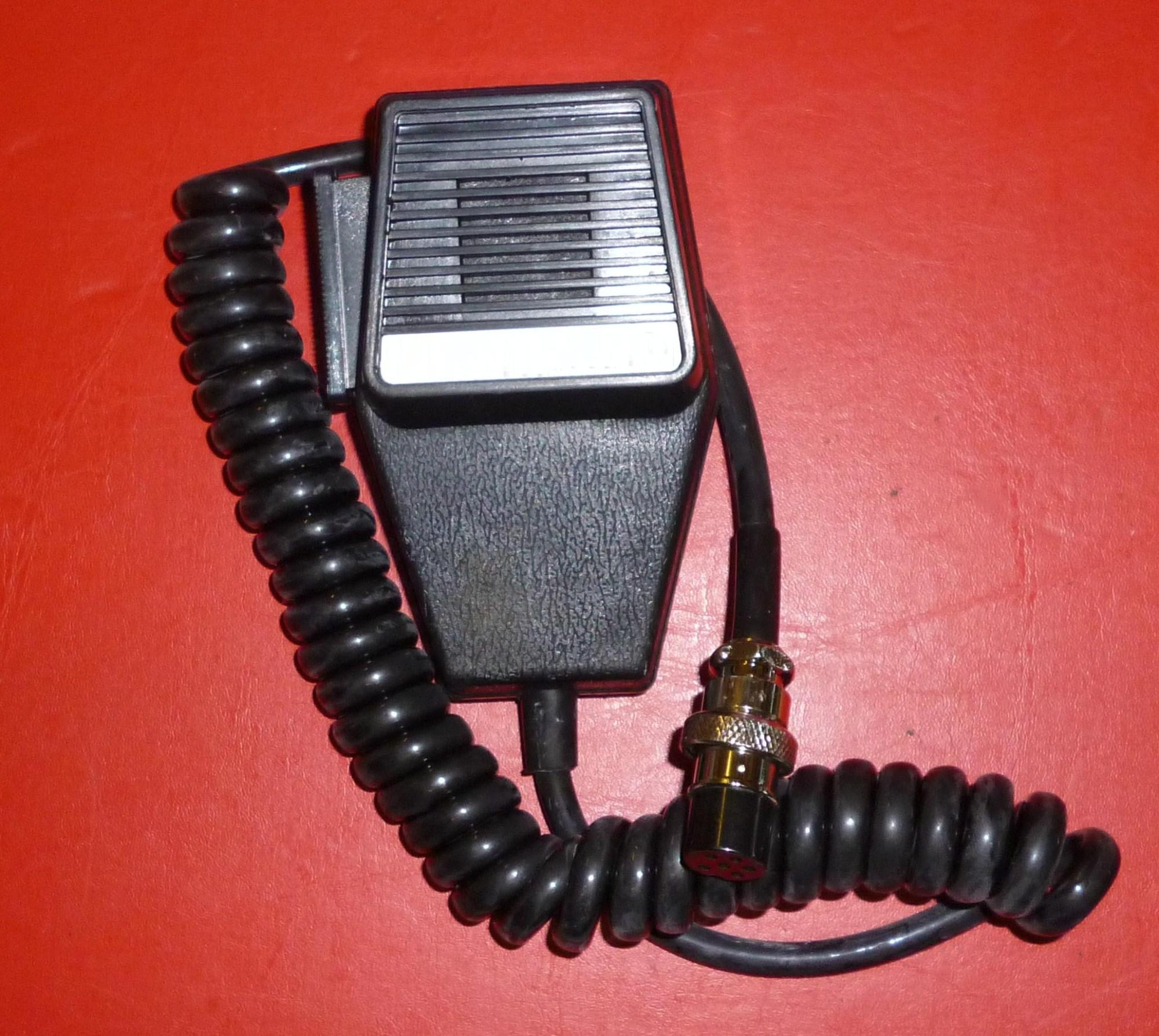 hight resolution of mic for midland maycom 6 pin cb microphone no channel buttons
